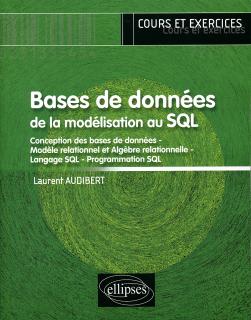 Livre : Bases de données – de la modélisation au SQL
