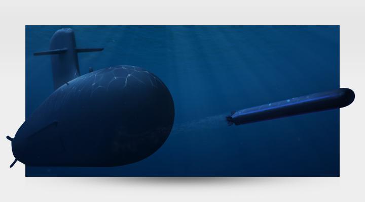Empresa Mectron vai desenvolver torpedo brasileiro