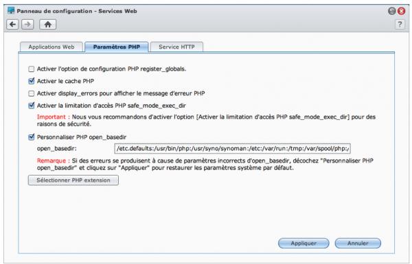 SynoZwaveParamétres-PHP