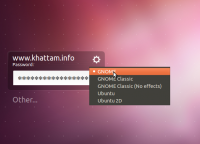 login-select-Gnome-Shell
